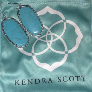 Aztec Kendra Scott earrings